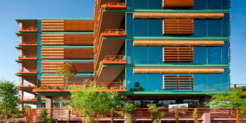Optima Sonoran Village: Home to Green Apartments & Providing an Eco-Friendly Way to Live, Scottsdale, Arizona
