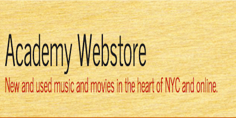 Academy Records Proudly Opens Their Extensive & Convenient Webstore, Manhattan, New York