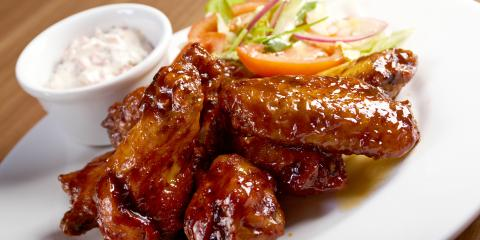 The 5 Best Wings for People Who Don't Like Spicy Food, Manhattan, New York