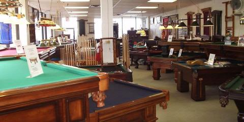 Best Billiards, Inc., Billiard Tables, Shopping, West Chester, Ohio