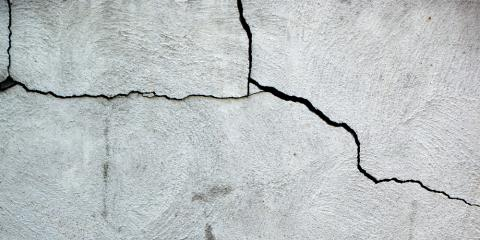 5 Reasons to Schedule Foundation Crack Repair, Bethany, Connecticut
