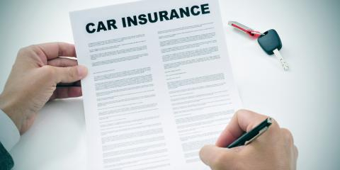 How to Pick the Right Coverage in Your Auto Insurance Policy, Bethlehem, Pennsylvania
