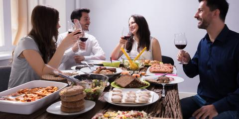 3 Popular Wine & Food Pairings, Doraville, Georgia
