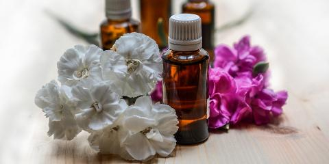 How Does Aromatherapy Relieve Stress?, Los Angeles, California