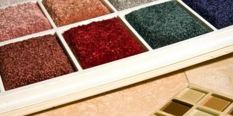 Baila Floors Features Six Types of Carpet, San Jose, California