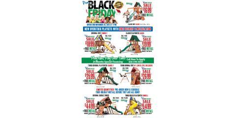 Black Friday Super Sale, Ballwin, Missouri