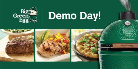 Join Light Brite For a Facebook Live Big Green Egg Demo! , Trenton, Illinois