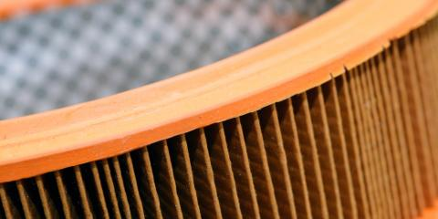 How Often Should I Change My HVAC Filters?, High Point, North Carolina
