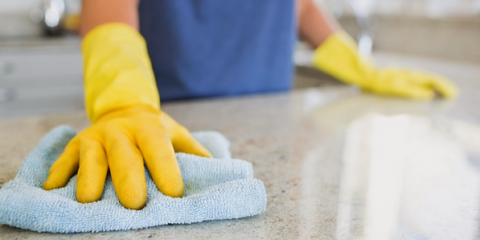 Take Advantage of Blue Diamond Housekeeping Agency's Home Cleaning Services This Spring, Oakland, California