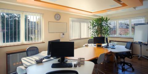 4 Benefits of Commercial Window Shades, Granite City, Illinois