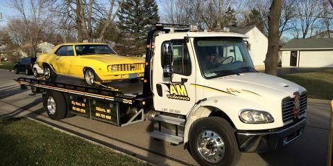 How to Choose the Right Towing Service, Elkhorn, Wisconsin