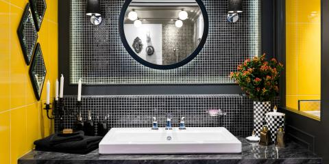 How to Pick a Bathroom Countertop, ,