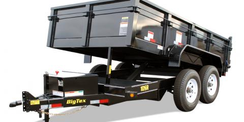 Need to Haul Something? Learn About Big Tex Trailers From Line-X of Somerset, Somerset, Kentucky
