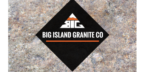 Big Island Granite Co , Countertops, Services, Hilo, Hawaii