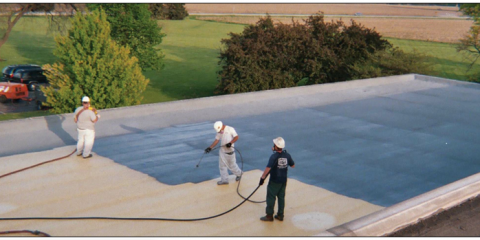 Why Spray Foam Urethane Is the Right Choice for a Roof Sealer, Whitefish, Montana