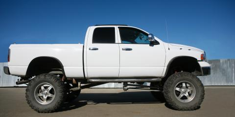 Why You Should Consider a Lift Kit for Your Truck or SUV, Cookeville, Tennessee