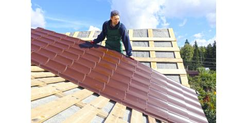 Sale On Brown Metal Roofing U0026amp; Trusses...$4,000 Off!