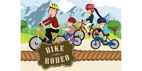 Bike Rodeo - Today ! , Dobbs Ferry, New York
