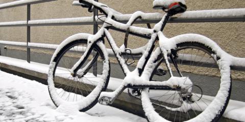 5 Ways to Winterize Your Bicycle, Columbia, Missouri