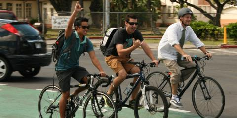 May is Bike Month!, Honolulu, Hawaii