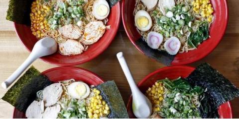 New Ramen Dishes, Peekskill, New York