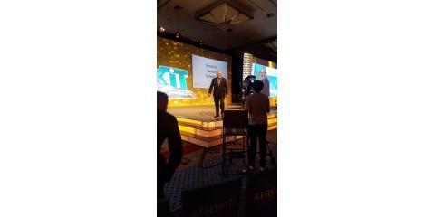 Bill Pankonin awarded International Region of the Year, Chicago, Illinois