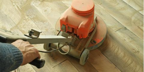 How to Prepare for Floor Sanding, Thompson, Connecticut