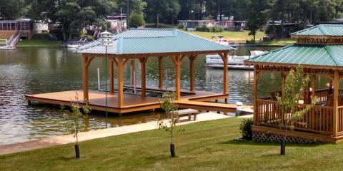 Custom Docks, Dock Builders, Services, Talladega, Alabama
