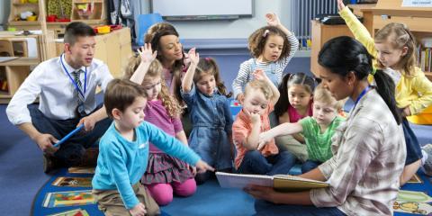 5 Benefits of Enrolling Your Child in Preschool, Pinehurst, Massachusetts