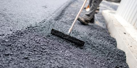 What Determines How Often to Repave Asphalt Driveways?, Waynesboro, Virginia