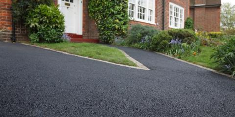 3 Advantages Associated With Paved Driveways, Waynesboro, Virginia