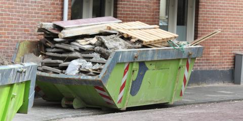 3 Benefits of Renting a Roll Off Dumpster, Batavia, Ohio