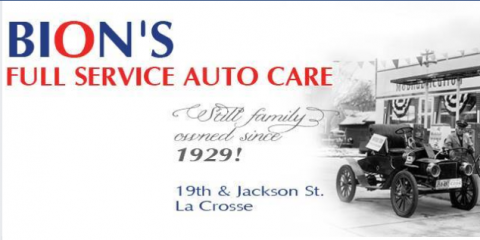 Bion's Service Center , Auto Repair, Services, La Crosse, Wisconsin