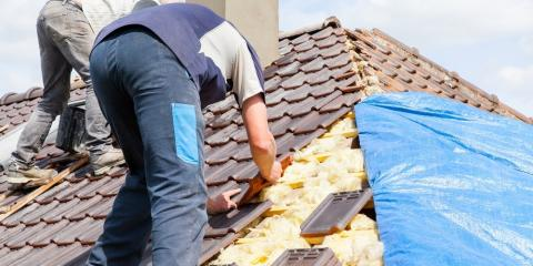 Should Your Roofing Contractor Repair or Replace Your Roof?, Taymouth, Michigan