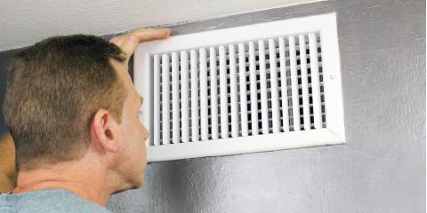 Heating & Cooling Professionals Explain Where to Place HVAC Vents, Birmingham, Alabama