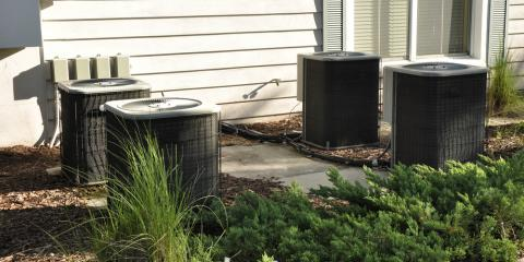 4 Top-Quality Brands of Central Air Units, Lincoln, Alabama