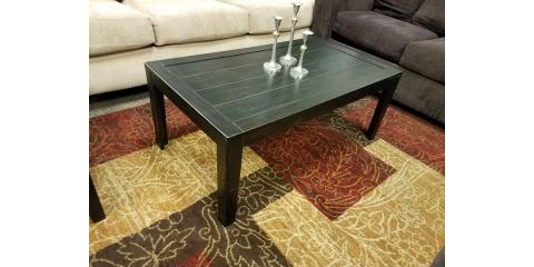 Coffee and 2 End Tables - Birstrom - $150, ,