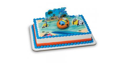 Add Sweetness to Your Celebration With a Photo Cake From Busken Bakery, Cincinnati, Ohio