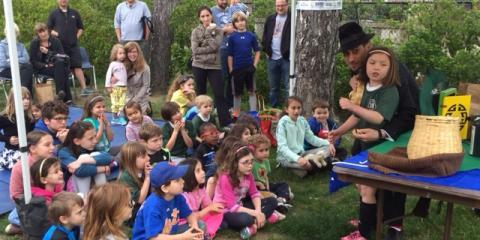 Westchester Magician AMAZES Kids & Adults in Pleasantville, Philipstown, New York