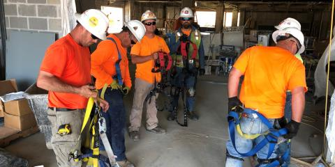 Taylor Roofings Continued Focus on Safety , Belleville, Illinois