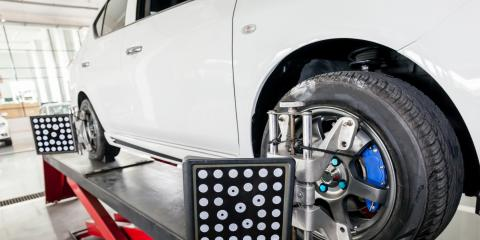 3 Signs Your Car Needs a Wheel Alignment, Andrews, Texas