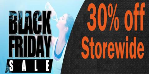 Total Nutrition Black Friday 30% off storewide! , West Palm Beach, Florida