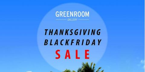 Thanksgiving Black Friday Sale, Honolulu, Hawaii