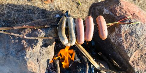 Fire Lighter Supplier Shares Top 5 Foods to Cook on the Fire, Black River Falls, Wisconsin