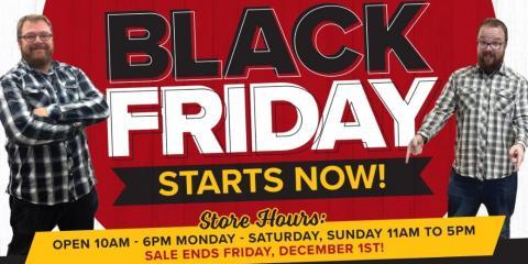 Black Friday, Fairview Heights, Illinois