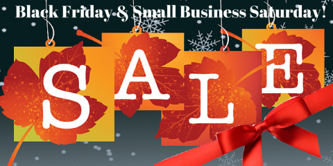 8ebec84630a Black Friday & Small Business Saturday at The Boutique at Merle Norman,  Richmond,