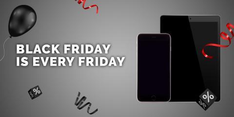 Black Friday EVERY Friday this November at Experimax Avon, Avon, Indiana