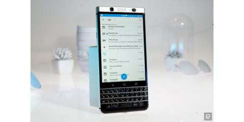 While no one was looking BlackBerry built a good phone. http://ow.ly/4W3b30bDVJ8, Washington, Ohio