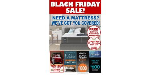 Black Friday Weekend Sales Event!, Minocqua, Wisconsin
