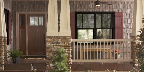 5 Reasons Black Windows are on Trend, Lexington-Fayette, Kentucky